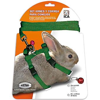 Ica Harness for Rabbits (Small pets , Leads & Harnesses)