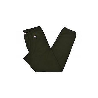Champion Reverse Weave Track Pants (Olive)