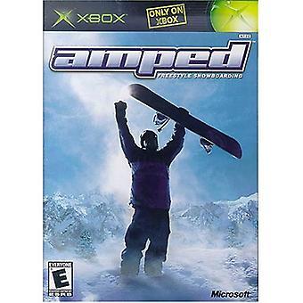 Amped spel