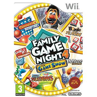 Hasbro Family Game Night 4 le jeu montre Edition (Wii)
