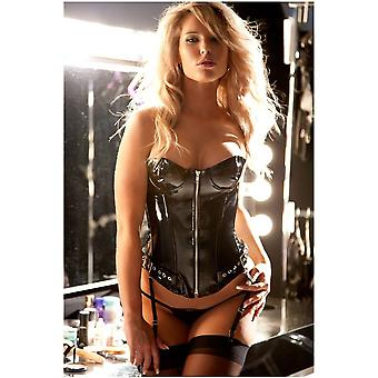 Allure corsetto in vinile Lingerie AL-11-2077