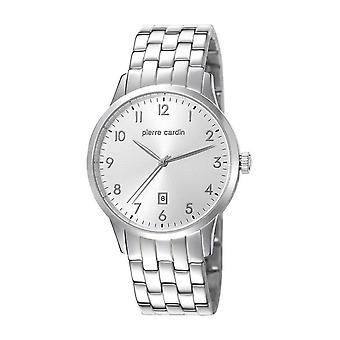 Pierre Cardin Herren Uhr Armbanduhr Edelstahl PC106671F11