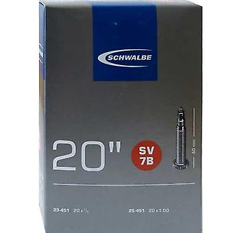 SCHWALBE SV 7B bicycle tube 20″