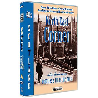 North East Corner DVD