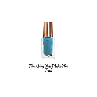 Barry M Barry M Sunset Nail Paint - The Way You Make Me Teal