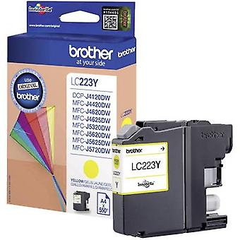 Brother Ink LC-223Y Original Yellow LC223Y