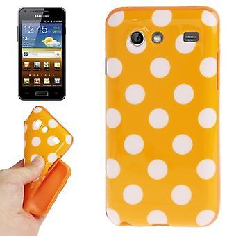 携帯電話サムスン ギャラクシー S サムスンギャラクシーアドバンス i9070 用保護ケース