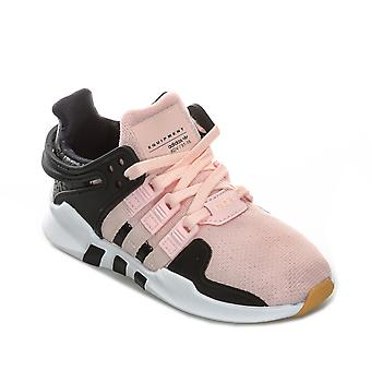 Children Girls adidas Originals Eqt Support Adv Trainers In Pink- Lace