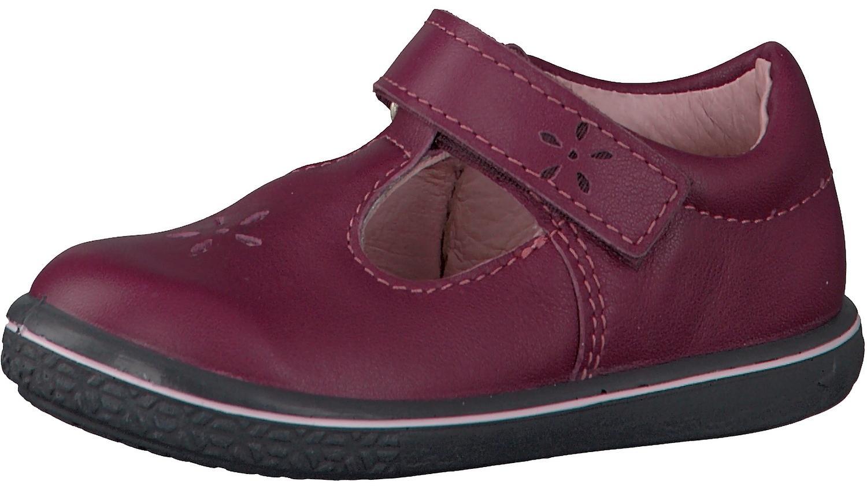 Ricosta Pepino Girls Winona T-bar chaussures Fuchsia rose