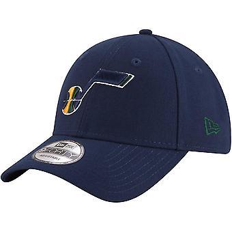 42a37446280d Navy new era Cap - NBA LEAGUE Utah Jazz 9Forty