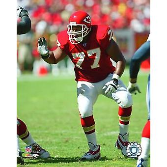 Willie Roaf - Chiefs - 04  05 Action Photo Print