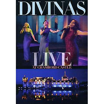 Divinas - Live at Chambord Castle [DVD] USA import