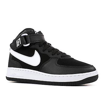 Air Force 1 Mid (Gs) - 314195-038 - Shoes