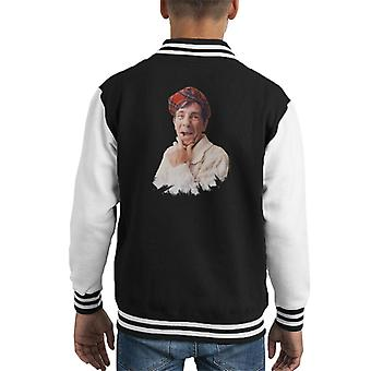 Varsity Jacket TV volte Norman Wisdom 1968 capretto