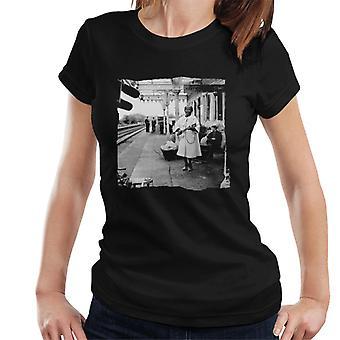 TV Times Sister Rosetta Tharpe Blues Gospel Train Women's T-Shirt