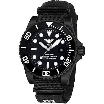 KHS mäns Watch KHS. Och TYBSA. NXT7 automatisk, Diver ' s Watch