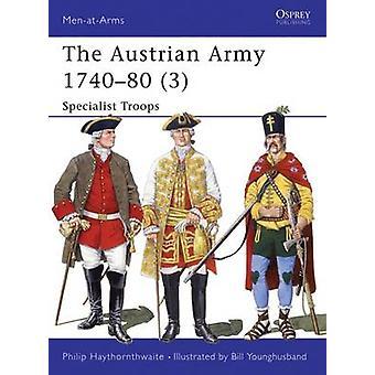 Armée autrichienne 174080 par Philip J. Haythornthwaite