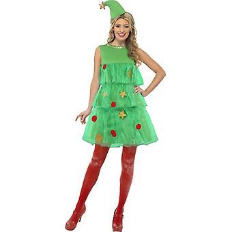 Christmas Tree Tutu Costume, UK Dress 16-18