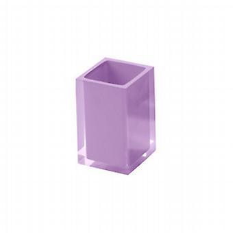 Arco iris de GEDY vaso lila RA98 79