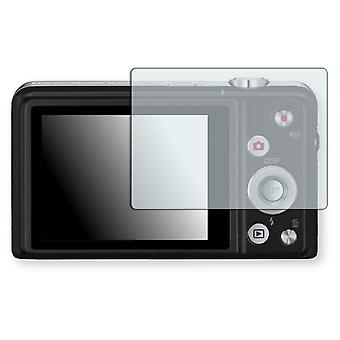 Casio Exilim EX-ZS100 display protector - Golebo crystal clear protection film