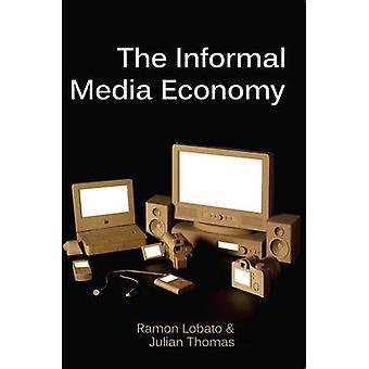 ラモン ロバト - ジュリアン ・ トーマス - 97807456 による非公式メディア経済