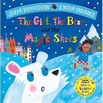 الفتاة--الدب وأحذية سحرية بالفتاة--الدب وال