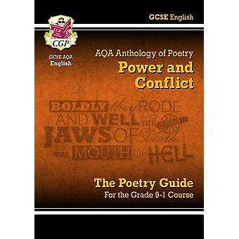 New GCSE English Literature AQA Poetry Guide - Power & Conflict Anthol