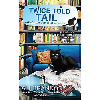Dos veces le dijo a cola (gato negro librería misterio)