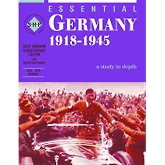 Essencial Alemanha de 1918-45: livro Sudents (essenciais...)