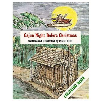 Cajun Night before Xmas [Illustrated]