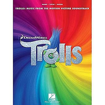 Trolls: Musik från Motion Picture Soundtrack (PVG)