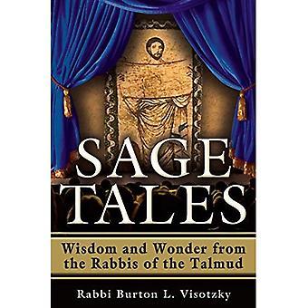 Sage sagesse: La sagesse et l'émerveillement des rabbins du Talmud