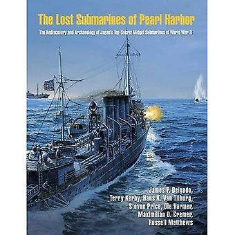 Les u-Boote perdus de Pearl Harbor (Ed fondation Colette Nautical Archaeology Series)