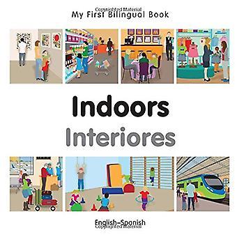 Mon premier livre bilingue espagnol-anglais - à l'intérieur-