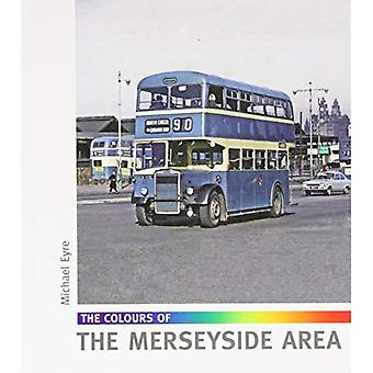 The Colours of the Merseyside Area