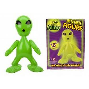 Inflatable Alien Figure