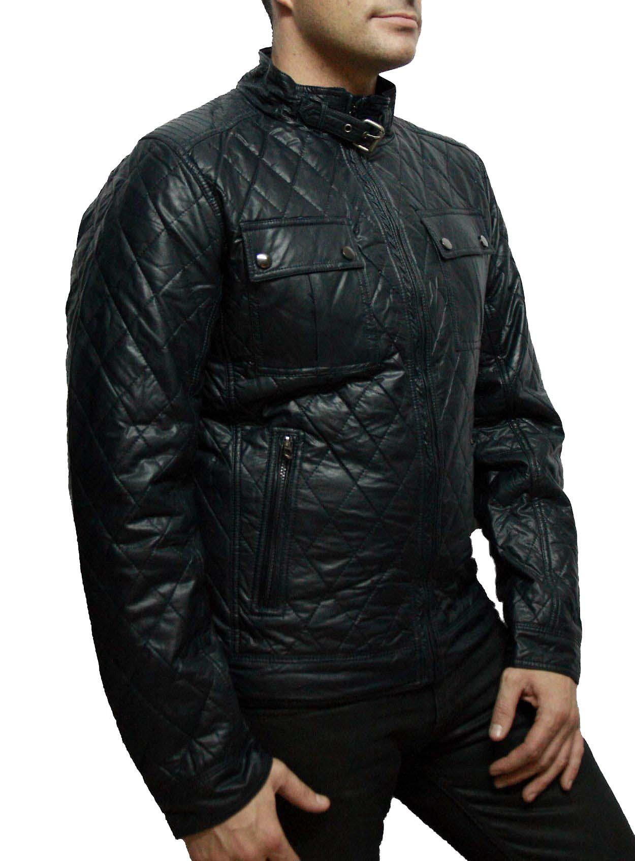 Waooh - Quilted jakke stil biker Hank