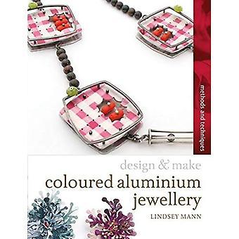 Coloured Aluminium Jewellery
