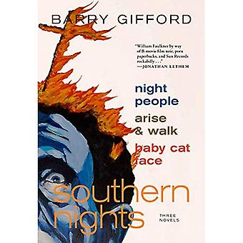 Zuidelijke nachten: Nacht mensen, ontstaan en lopen, Baby kat gezicht