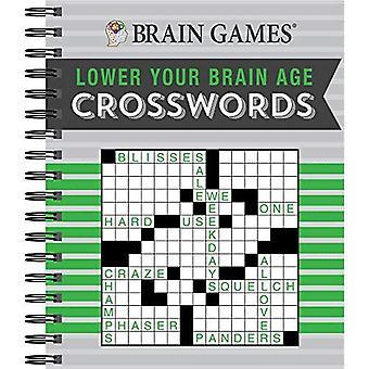 Brain Games Lower y Brain Age Crossword