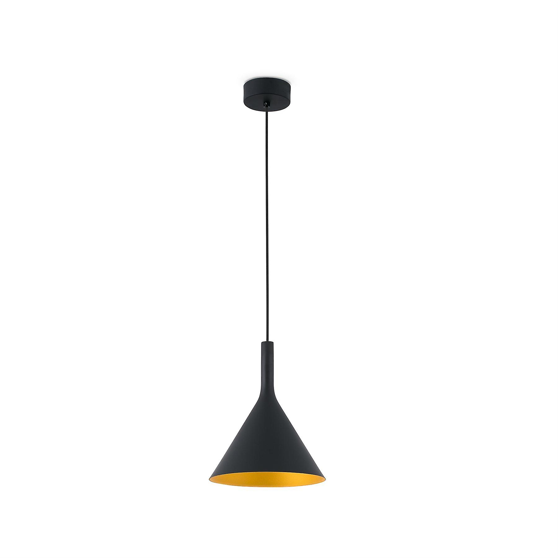 Faro - Pam Large noir And or LED Pendant FARO64162