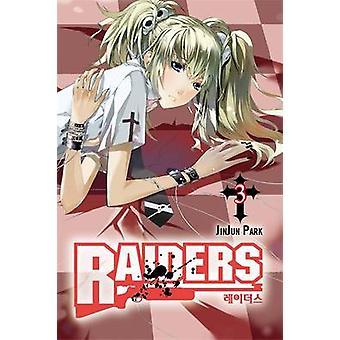 Raiders - v. 3 przez JinJun Park - 9780759530515 książki
