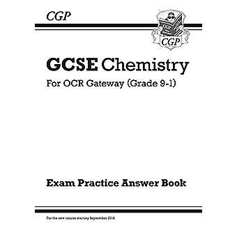 New GCSE Chemistry - OCR Gateway Answers (for Exam Practice Workbook)