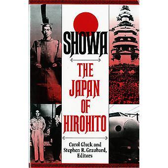 Showa o Japão de Hirohito por Ed de Carol Gluck