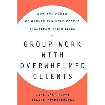 Werk met overweldigd klanten per categorie groeperen hoe de kracht van groepen mensen transformatie door Hopps & June Gary kan helpen