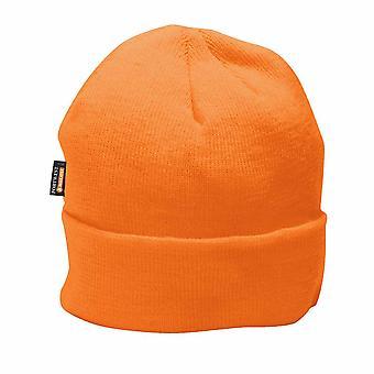 Portwest - Knit Cap Insulatex gesäumten Orange regelmässig