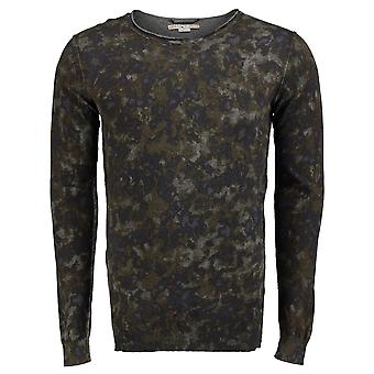 ONeill Mens Camo sueur SnrCL99 Crew Sweater Jumper Pullover