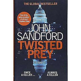 Torcida presa por John Sandford - livro 9781471174834