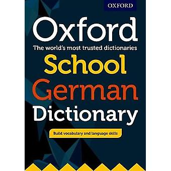 Oxford School German Dictionary - 9780198408000 Book