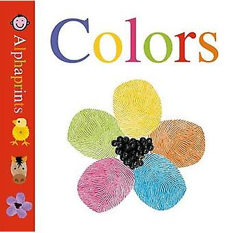 Little Alphaprints - Colors by Roger Priddy - 9780312518295 Book